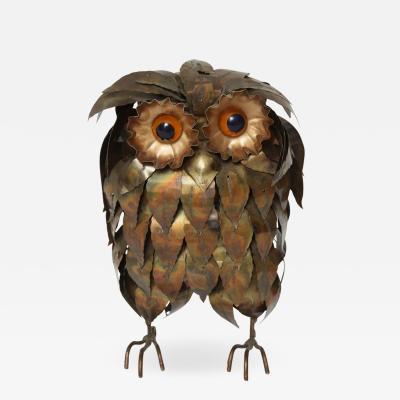Curtis Jer C Jere Owl Figure
