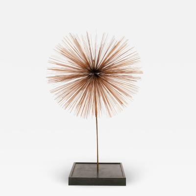 Curtis Jer Curtis Jere Mid Century Pom Urchin Sculpture