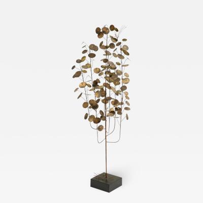 Curtis Jer Jere Raindrops Tree Sculpture USA 1969