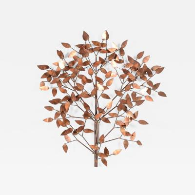Curtis Jer Tree Wall Sculpture by Curtis Jere