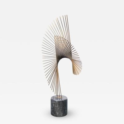 Curtis Jere A Curtis Jere Modernist Table Sculpture