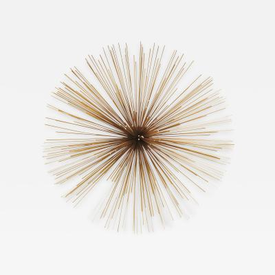 Curtis Jere A Curtis Jere Pom Pom Wall Sculpture