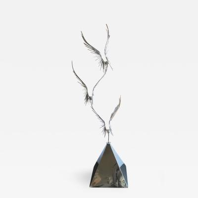 Curtis Jere Curtis Jere Bird Sculpture
