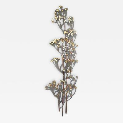 Curtis Jere Curtis Jere Tree Wall Sculpture