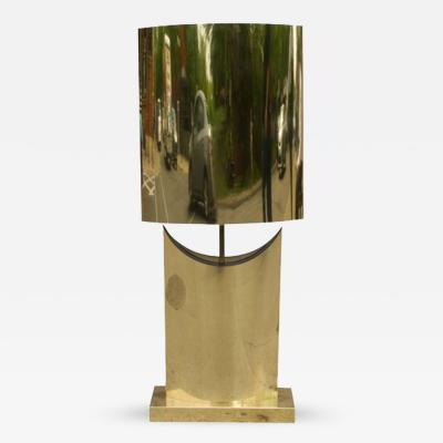 Curtis Jere L 84 Beautiful Brass Lamp by Curtis Jere