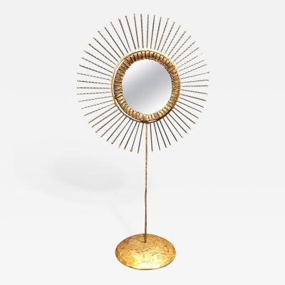 Curtis Jere Sunburst Mirror 1967
