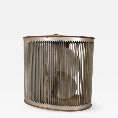 Curtis Mathes Mid Century Modern Electric Fan Mathes Cooler Vintage Decorative