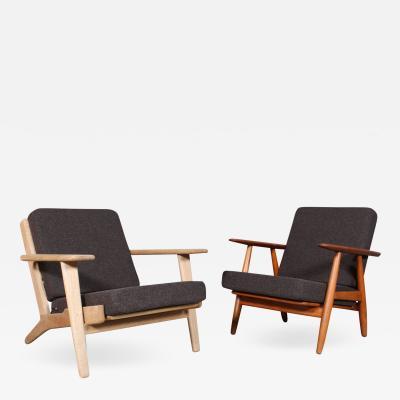 Cushion set for Hans J Wegner armchair model GE290 GE 240