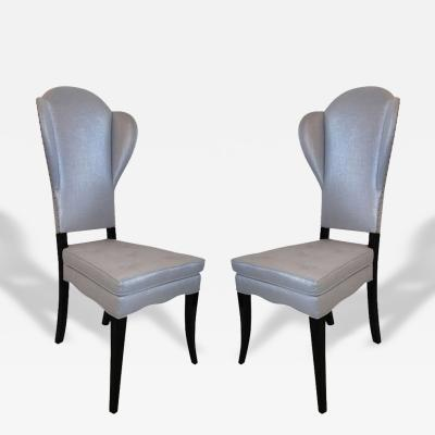 Custom Chairs in the Style of Tommi Parzinger