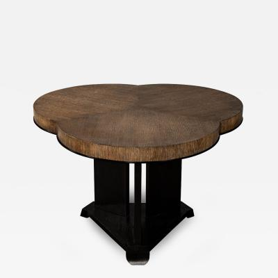 Custom Clover Modern Occasional Table