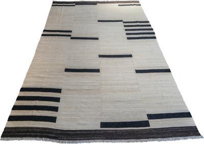 Custom Kilim Moroccan Rug