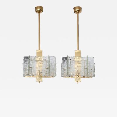 Custom Murnao Glass Pendant Light