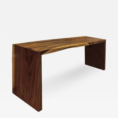 Custom Solid Wood Console Counter
