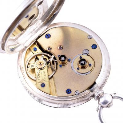 Cylinder Escapement Pocket Watch