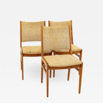 D Scan Mid Century Dining Chair Set of 3