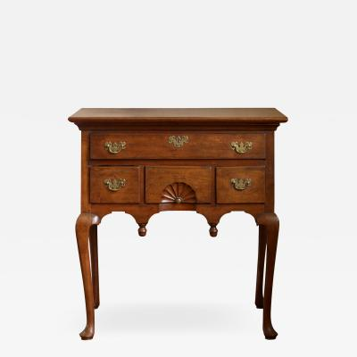 DIMINUTIVE SIZE QUEEN ANNE LOWBOY