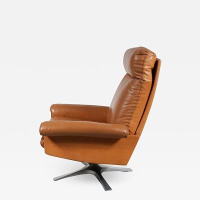 DS31 Lounge Chair by De Sede Switzerland 1970