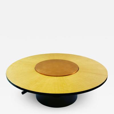 Dakota Jackson EXCEPTIONAL DAKOTA JACKSON POST MODERN COFFEE TABLE