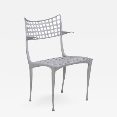 Dan Johnson Dan Johnson Aluminum Gazelle Chair 1950s
