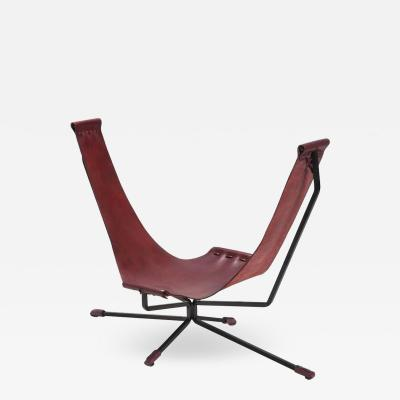 Dan Wenger U Chair or Reading and Lounge Chair by Dan Wenger