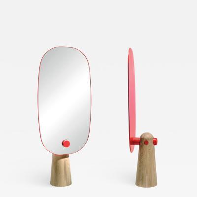 Dan Yeffet Iconic Mirror Dan Yeffet and Lucie Koldova