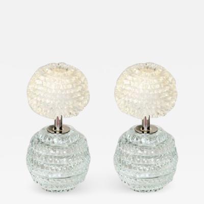 Dandelion bedside lamps