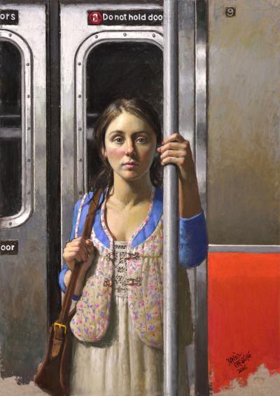 Daniel E Greene Sophie in Transit