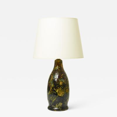 Daniel Folkmann Andersen Camouflage series table lamp by D F Andersen