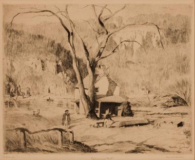 Daniel Garber Fishermans Hut