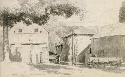 Daniel Garber Harrow Farm