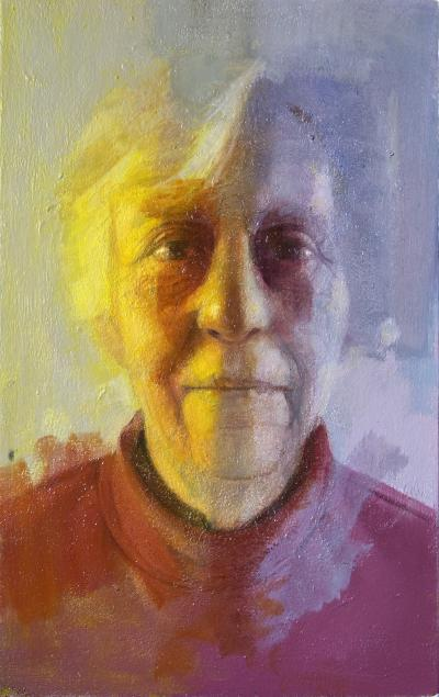 Daniel Hughes Artists Mother Margaret