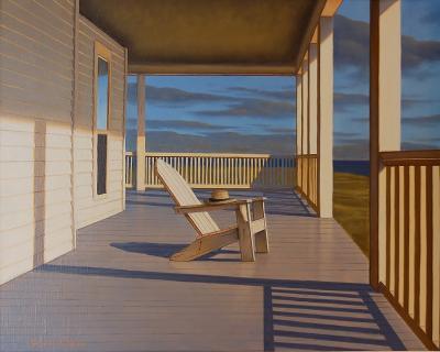 Daniel Pollera Watching the Sunset