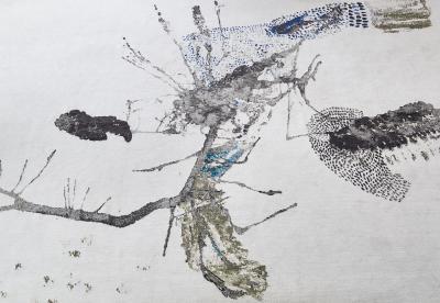 Daniela Busarello COSMOGRAPHIE Rugs
