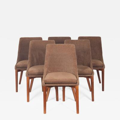Danish Chairs Set of Six