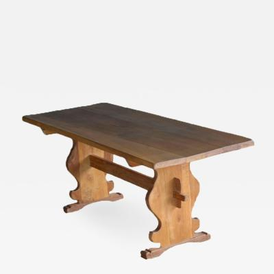 Danish Country Style Dining Table