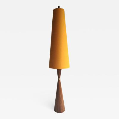 Danish Diabolo Floor Lamp 1960s