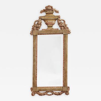 Danish Louis XVI Mirror