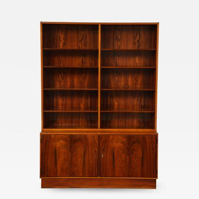 Danish Rosewood Wall Cabinet