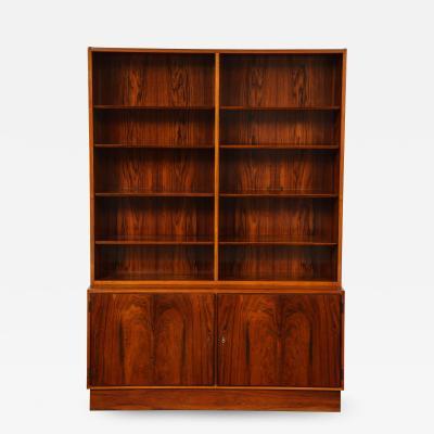 Danish Rosewood Wall Cabinet