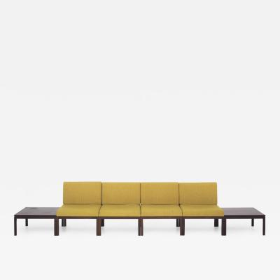Dansk Snedkermester Lounge Set in Rosewood