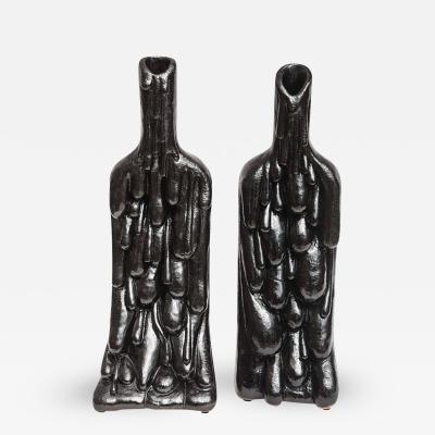 Daric Harvie American Modern Ceramic Vase Sculpture Daric Harvie