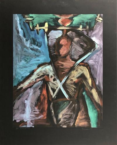 Darren Vigil Gray Gan Portrait 121