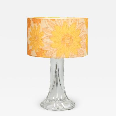 Daum Nancy Table lamp Daum Nancy 1970 lamp shade