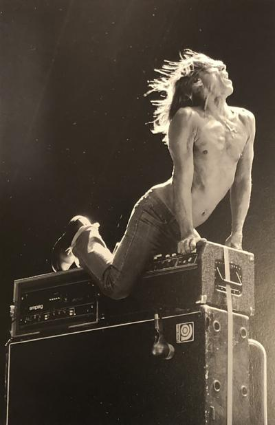 Dave Hingerty IGGY POP 1 Electric picnic