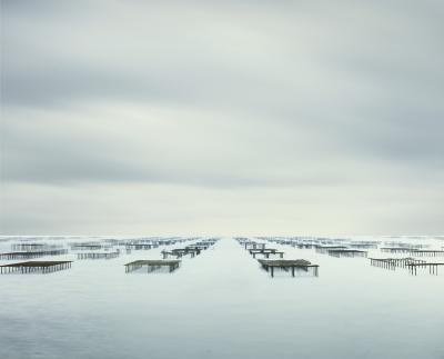 David Burdeny Oyster Racks Meze France