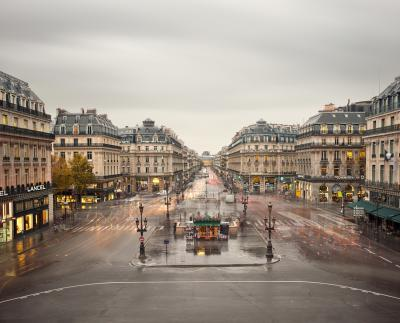 David Burdeny Place de Opera Paris France