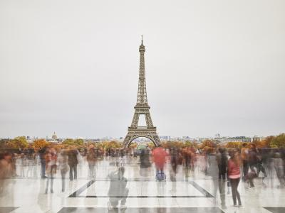 David Burdeny Place du Trocade ro Paris France