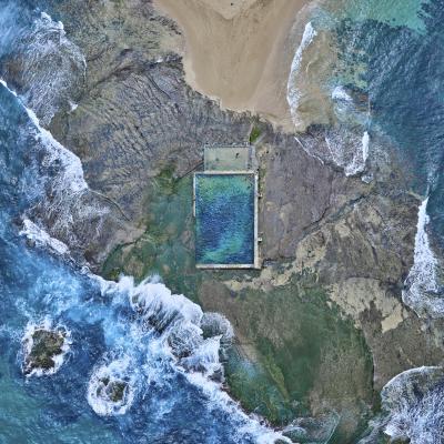 David Burdeny Rock Pool Sidney