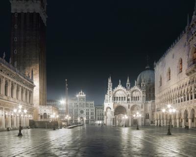 David Burdeny San Giorgio Maggiore with Gondola Station