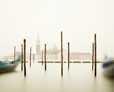 David Burdeny San Giorgio Maggiore with Gondola Station2